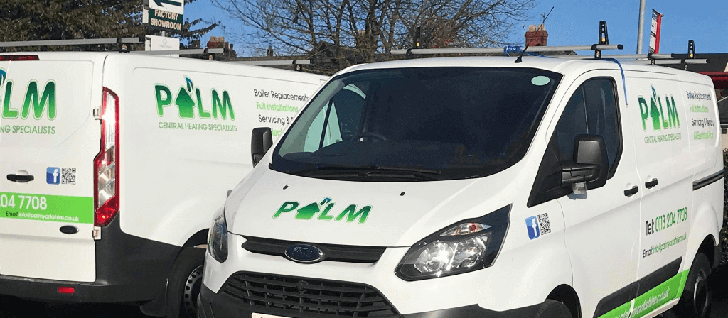 Palm Yorkshire Vans